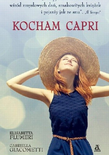 Okładka książki Kocham Capri