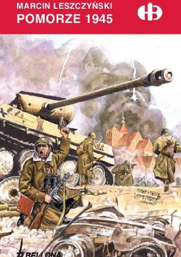 Okładka książki Pomorze 1945