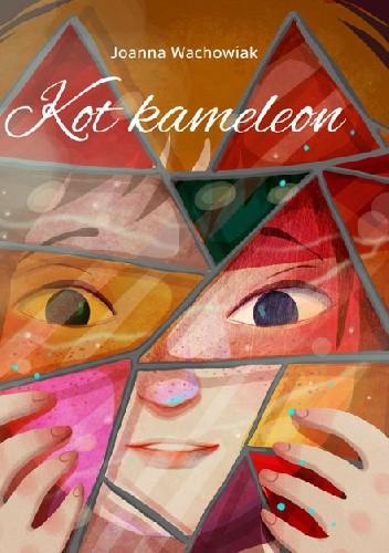 Okładka książki Kot kameleon