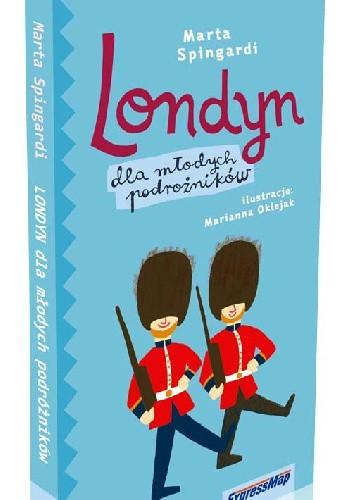 Okładka książki Londyn dla młodych podróżników