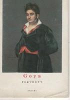 Goya. Portrety