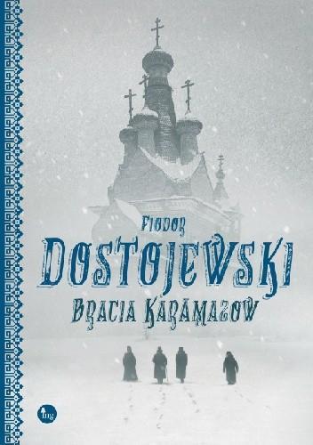 Okładka książki Bracia Karamazow