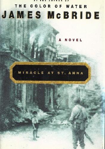 Okładka książki Miracle at St. Anna