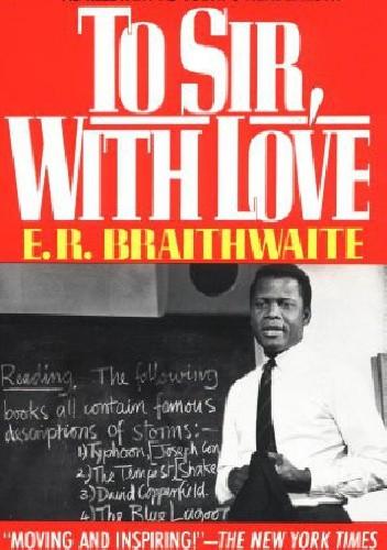 Okładka książki To Sir, with Love