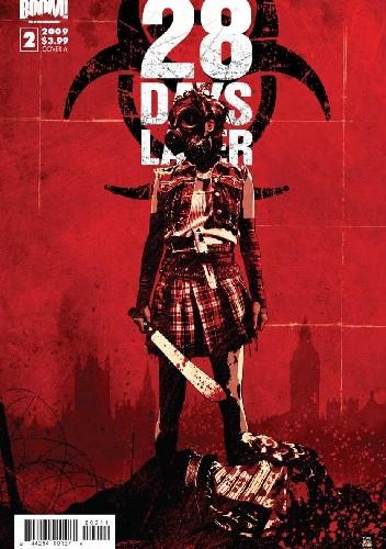 Okładka książki 28 Days Later, Vol. 3: Hot Zone