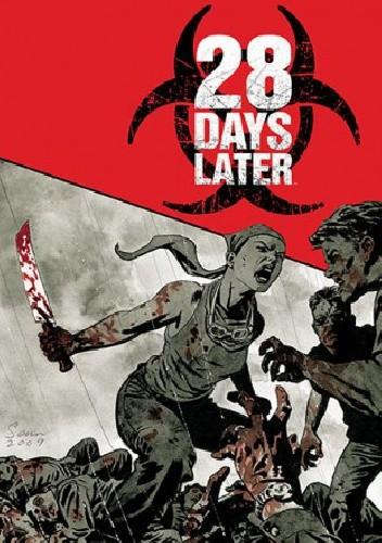 Okładka książki 28 Days Later Omnibus