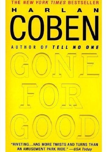 Okładka książki Gone for good