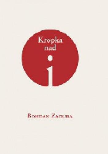 Okładka książki Kropka nad i