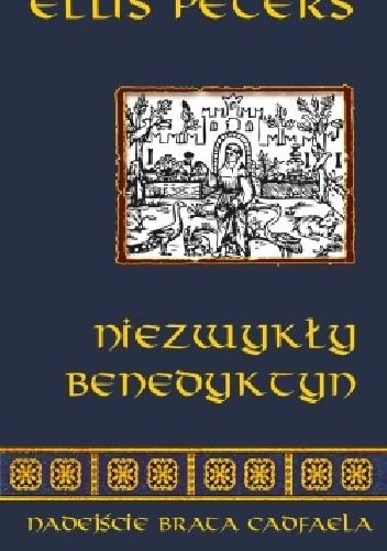 Okładka książki Niezwykły benedyktyn