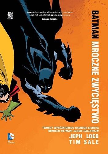 Okładka książki Batman: Mroczne zwycięstwo