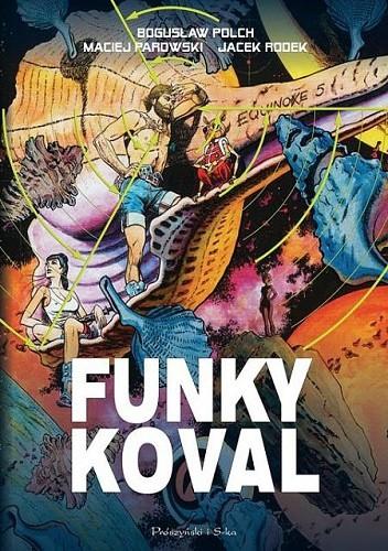Okładka książki Funky Koval. Wydanie kolekcjonerskie