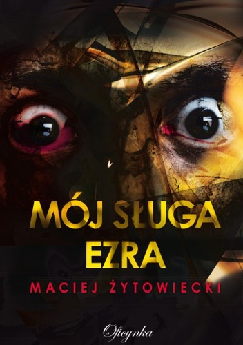 Okładka książki Mój sługa Ezra