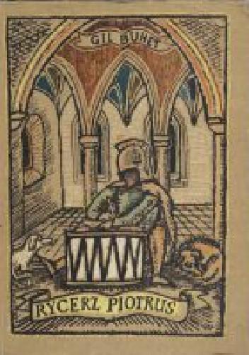 Okładka książki Rycerz Piotruś