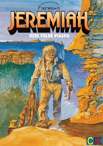 Okładka książki Jeremiah #02: Usta pełne piasku