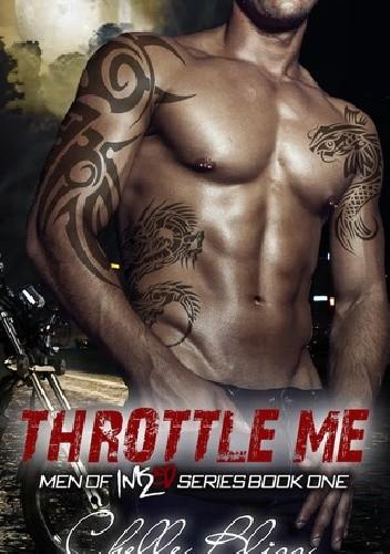 Okładka książki Throttle me