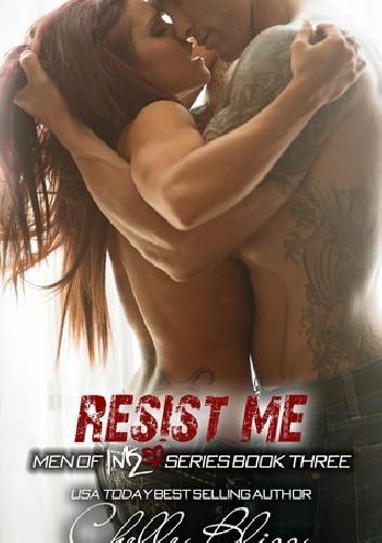 Okładka książki Resist me