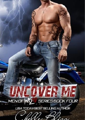 Okładka książki Uncover Me