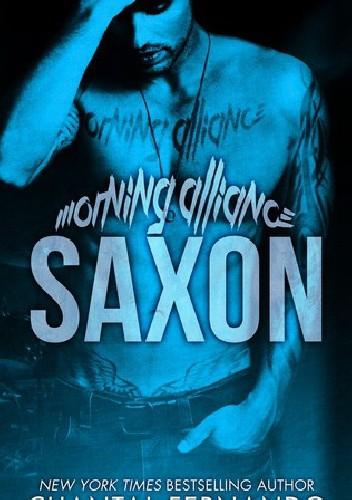 Okładka książki Saxon