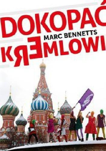 Okładka książki Dokopać Kremlowi