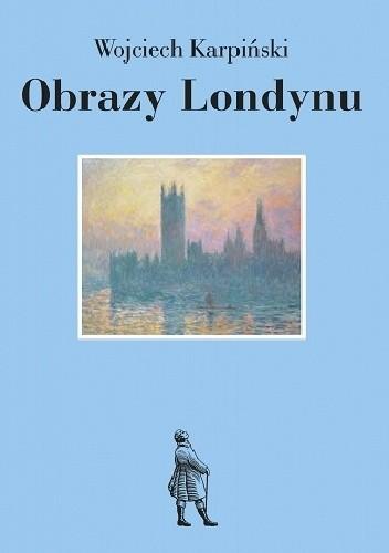 Okładka książki Obrazy Londynu