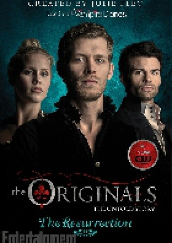 Okładka książki The Originals: The Resurrection