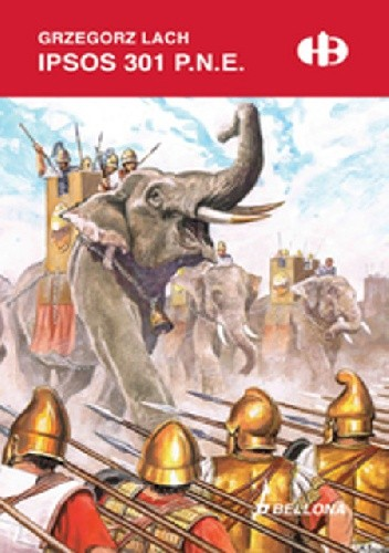 Okładka książki Ipsos 301 p.n.e.