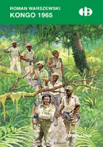 Okładka książki Kongo 1965