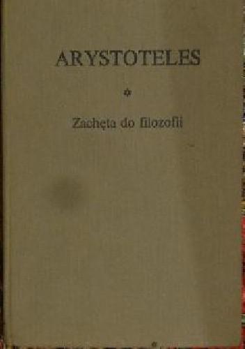 Okładka książki Zachęta do filozofii