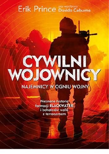 Okładka książki Cywilni wojownicy