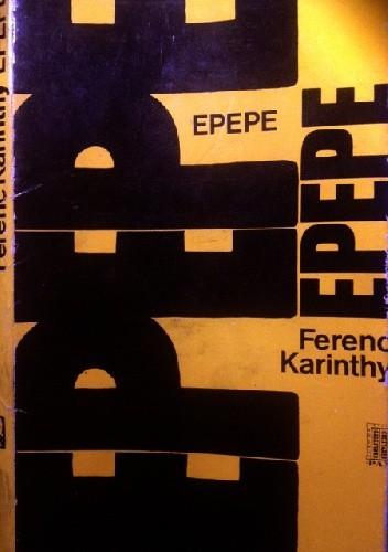 Okładka książki Epepe
