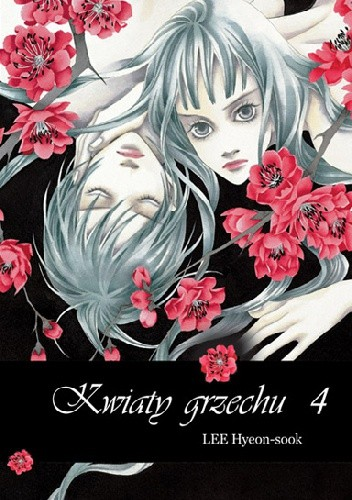 Okładka książki Kwiaty grzechu 4