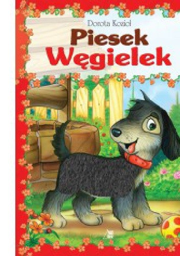 Okładka książki Piesek Węgielek