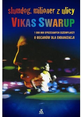 Okładka książki Slumdog. Milioner z ulicy