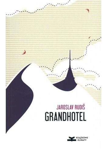 Okładka książki Grandhotel. Powieść nad chmurami