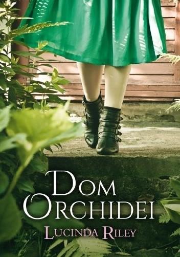 Okładka książki Dom orchidei