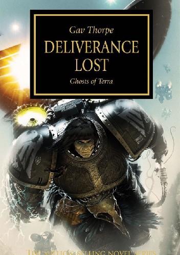Okładka książki Deliverance Lost