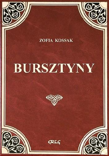 Okładka książki Bursztyny