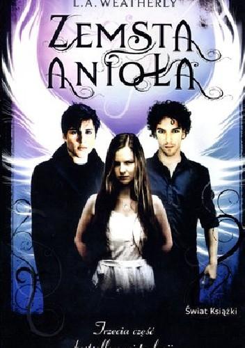 Okładka książki Zemsta Anioła