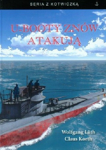 Okładka książki U-booty znów atakują