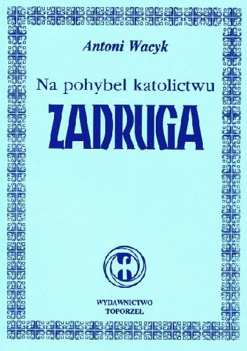 Okładka książki Na pohybel katolictwu - Zadruga