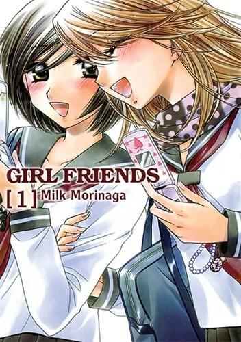Okładka książki Girl Friends 1