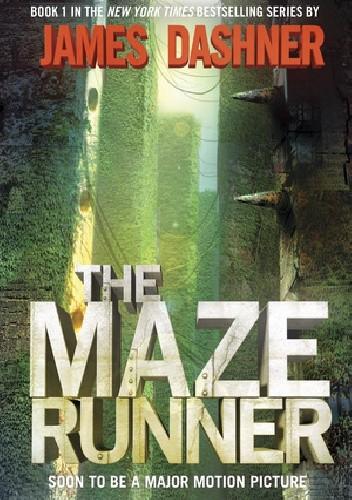 Okładka książki The Maze Runner