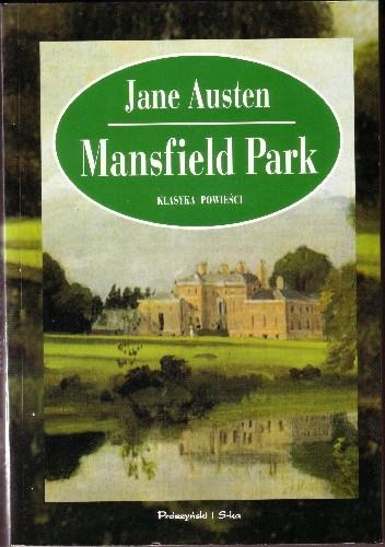 Okładka książki Mansfield Park