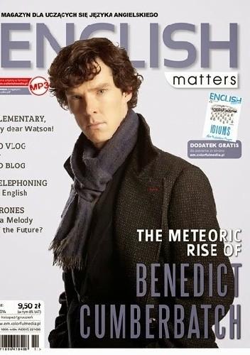 Okładka książki English Matters, 49/2014 (listopad/grudzień)