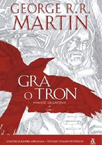 Okładka książki Gra o tron - 1 - (powieść graficzna)