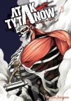 Atak Tytanów tom 3
