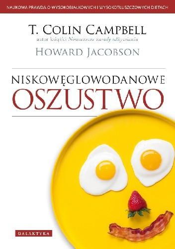 Okładka książki Niskowęglowodanowe oszustwo