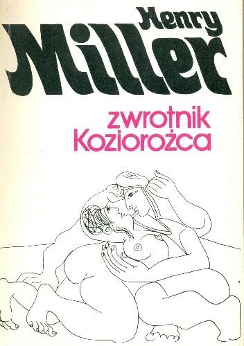 Okładka książki Zwrotnik koziorożca
