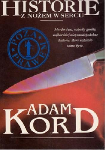 Okładka książki Historie z nożem w sercu