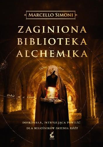 Okładka książki Zaginiona biblioteka alchemika